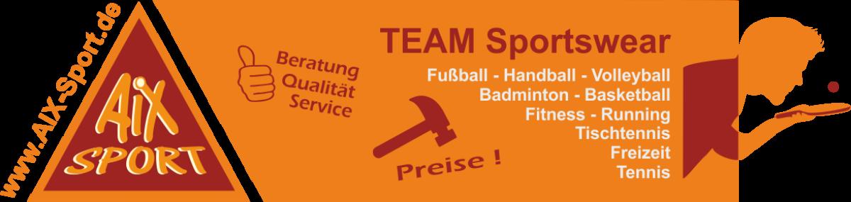 Tischtennisshop Aachen – AIX Sports